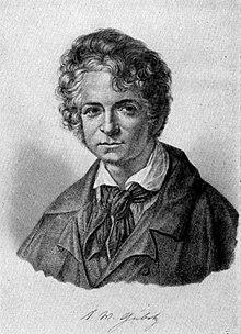 Friedrich Wilhelm Gubitz (Quelle: Wikimedia)