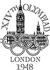 Logo Olympic Games 1948