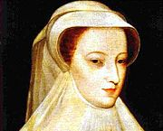 Mary Stuart as a widow