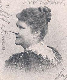 Amalie Joachim (Quelle: Wikimedia)