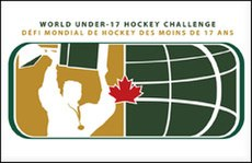 Logo der World U-17 Hockey Challenge