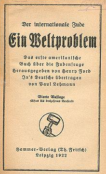 Antisemitismus Bis 1945 Wikipedia