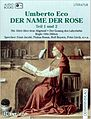Der Name der Rose - Hoerspiel-MC 1 1995.jpg