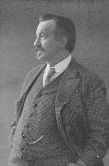 Bildhauer Johannes Hartmann (Quelle: Wikimedia)