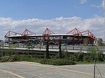 Karaiskaki Stadium, Athens.JPG