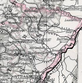 Jüdische Gemeinde - Schirrhofen (Elsass)