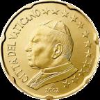 20 cents Vatican 1st series