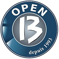 "Logo des Turniers ""Open 13 Provence 2019"""