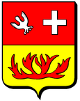 Wappen von Bettegney-Saint-Brice