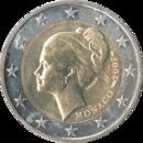 € 2 commemorative coin Monaco 2007.png