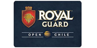 "Logo des Turniers ""Royal Guard Open Chile 2014"""