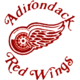 Logo der Adirondack Red Wings