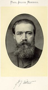 Paul Julius Möbius (Quelle: Wikimedia)