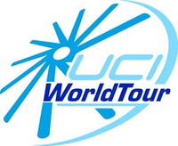 Logo der UCI World Tour