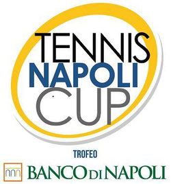 "Logo des Turniers ""Capri Watch Cup Tennis Napoli"""
