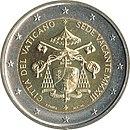 2 Euro Vatican City 2013 Sedisvakanz.jpg