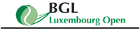 "Logo des Turniers ""BGL Luxembourg Open 2009"""