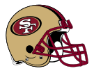 Helm der San Francisco 49ers