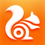 Logo des UC Browser