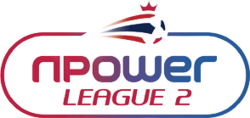 Logo der Football League Two