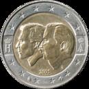 € 2 commemorative coin Belgium 2005.png