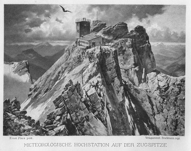 Zugspitze - quelle: wikimedia.org