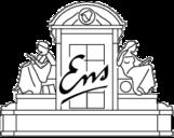 Logo of the École Normale Supérieure