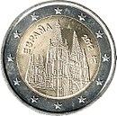 2 Euro commemorative coin 2012 Spain.jpg