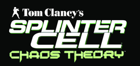 Logo Tom Clancy's Splinter Cell Chaos Theory.png