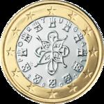 1 euro Portugal