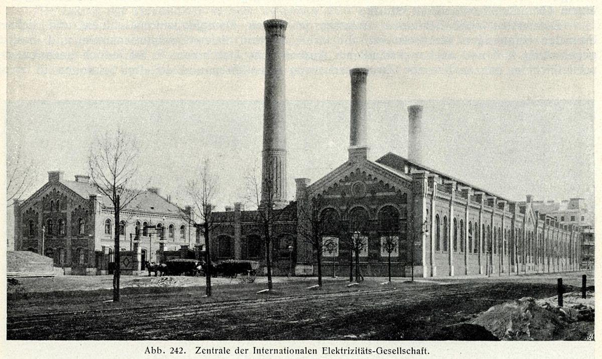 Dampfkraftwerk Engerthstraße – Wikipedia
