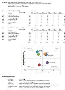 Kompetenz Strategie Portfolio Wikipedia