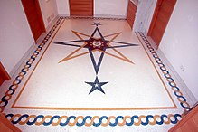 Fußbodenbelag Terrazzo ~ Terrazzo u wikipedia