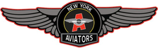 Logo der Brooklyn Aviators