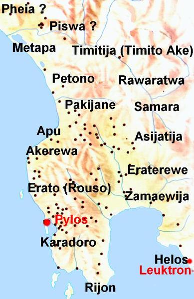 Cartes des empires entre 3000 et 500 avant J.C. 389px-Pylos_districts