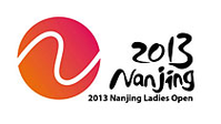 "Logo des Turniers ""Nanjing Ladies Open 2013"""