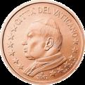 2 cents Vatican 1st series