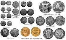 Deutsche Währungsgeschichte Vor 1871 Wikipedia