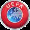 Logo des europäischen Fußballverbandes UEFA