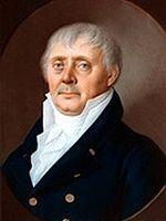 Friedensrichter J. N. Riotte, Bruder von Philipp Jakob Riotte (Quelle: Wikimedia)