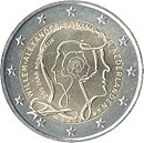 2 Euro commemorative Netherlands 2013 Kingdom.jpg