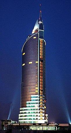 Transport tower