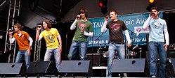 """""""Mit Ohne Alles"""" beim Stawag Music Award 2009 in Aachen"""