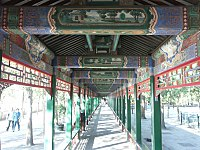 Imperial Garden (so-called Summer Palace) near Beijing