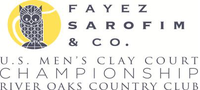 "Logo des Turniers ""US Men's Clay Court Championships 2017"""