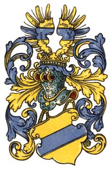 Wappen derer von raesfeld