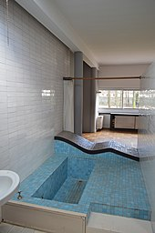 Villa savoye wikipedia - Ludwig badezimmer ...
