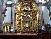 Kirche San Francisco in der Altstadt von Mexiko-Stadt