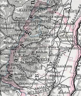 Bildergebnis für regisheim elsass landkarte