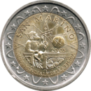 €2 commemorative coin San Marino 2005.png
